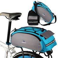 Multi-purpose stacking after shelf bag pack package messenger bag tote bag 13l 14541