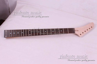 One electric guitar neck maple made and Rosewood