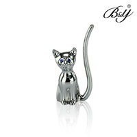 New arrival b&y lucky cat decoration jewelry holder fashion gift personalized fashion home accessories