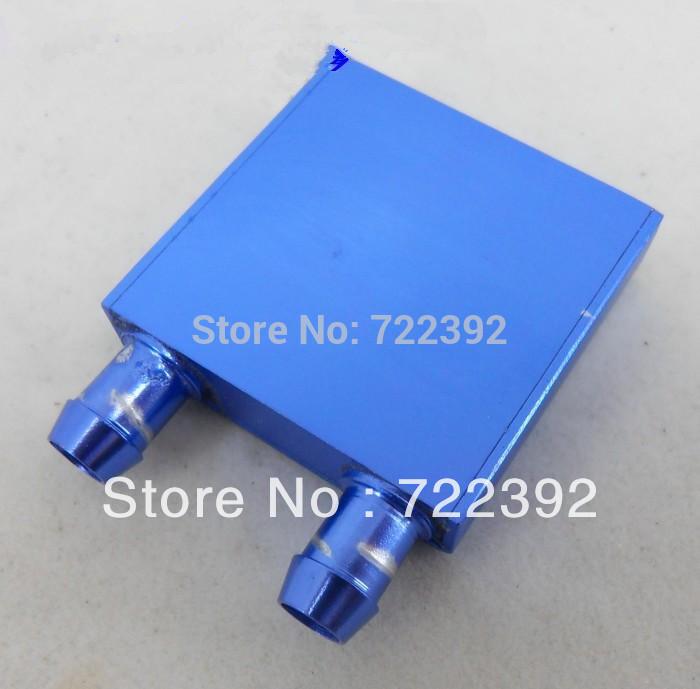 1pcs 40 * 40 * 12 milímetros de alumínio de arrefecimento do bloco de água para CPU Gráficos Radiador dissipador cooler GPU , Frete Grátis , com número de rastreamento(China (Mainland))