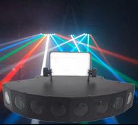 Led fan beam lamp ofdynamism ktv effect lights laser light