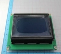FREE SHIPPING ! LCD 12864 128x64 Dots Graphic Blue Color Backlight LCD Display Shield 5.0V