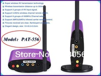 PAT-556 Smart 5.8G STB wireless sharing device/300m. wireless channel remote switch IR remote control at receiver end.