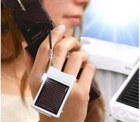Wholesale -   solar panel  solar panel 12v Fashion Mini Solar Battery Panel Charger Portable For Smartphone Tablet solar battery