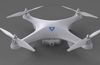 Seraphi Phantom Integrated Aerial Filming Quadcopter RTF Multirotor