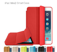 10PC/Lot DHL Free Newest Brand 1:1 Offical Design 7.9 inch Smart Case For Apple iPad mini 2 2G Retina