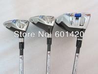 SLDR Golf Driver +3 wood + 5 wood 3pcs/set graphite shaft stiff/regular free headcover and wrench freeshiping