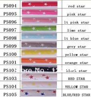 (1200pcs/lot)  12 colours mix star Paper Straws Wholesale Paper Drinking Straws Free Shipping Via DHL/EMS/FEDEX