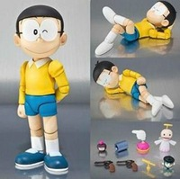 Brand New in Box Doraemon Anime Doraemon Nobi Nobita Movable Figure