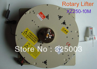 Free shipping rotary lift chandelier windlass working by remote controller lighting lifter XZ250kgs drop 10m 110V/220V