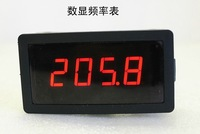 Freeshipping digital frequency  meter 1KHz-300KHz