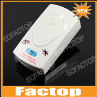 Electronic Ultrasonic PEST BUG Control Repeller for Driving Rodent Away