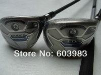 1 pc SLDR golf fairway wood 3# or 5# degree graphite shaft regular or stiff free headcover and freeship