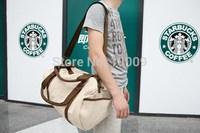 FREE SHIPPING 6520 linen men's travel bag holdall,escrow,ladies bag,shopping bag,bag