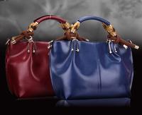 2014 Handbags Fashion Designer Women  Genuine Leather Shoulder Bag Messenger Cross Body Bags With Handle  dumplings  bag