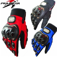 New Motocross Riding Gloves Pro Biker Motorcycle Racing Outdoor sport Cycling M-XXL Free Shipping