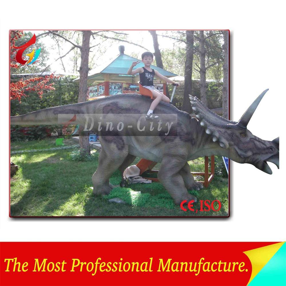 Coin Operated Animatronic Dinosaur amusement park equipment(China (Mainland))
