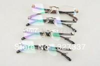 Brand Name Designer prescription eyeglasses Rimless Oculos for men optical myopia  frame eyewear clear glasses 2014 new MB101