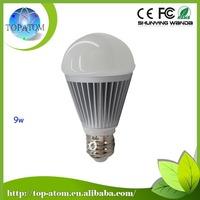10pcs a bag 9W E27 LED Bulb Light SMD5630 chip 30pcs