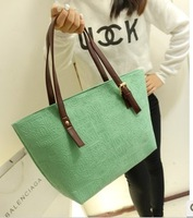 2013 fashion all-match fashion oracle women's handbag vintage handbag one shoulder big bag women's bag