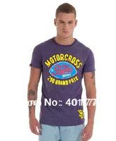 BNWT men O-neck T-shirt   Real Vintage Entry T-Shirt S M L XL Dry cotton Eclipse more color