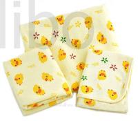 Fraldas de algodao para bebe Infantil Casa Viagens fraldas de algodao bebe Mat almofada Capa a prova d'agua  L / M / S Tamanho