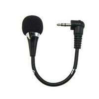 5x Mini Flexible Microphone mini Mic for PC Laptop Notebook ,GoPro Hero 1, 2, 3  free shipping