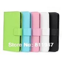 pu Leather Wallet Case For lg optimus l9 Luxury Book Flip with Stand Card Slot Holder New Arrival