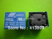 Brand New SONGLE Power Relay 10x  SRD-12VDC-SL-C 12VDC PCB Type