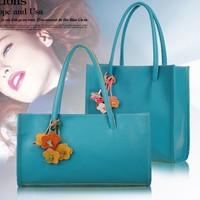 women messenger bags 2014 desigual women handbag fashion brand solid color soft casual bag women leather handbags