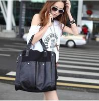 purse women 2013 female shoulder  messenger  women's handbag fashion all-match casual street big  canvas   shoulder bags