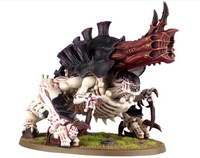 40K Forge World Tyranid Haruspex / Exocrine FW Resin Kit Free Shipping