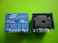 Brand New SONGLE Power Relay 5x  SRD-12VDC-SL-C 12VDC PCB Type