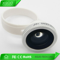 180 Degree Fisheye clip lens For iphone 4 5 Fish eye Len For i phone 5 For Apple iPhone5 Camera