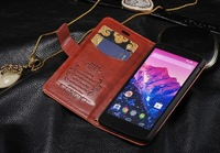 Crazy Horse PU Leather Wallet Stand Case for LG Google Nexus 5 E980 D820 D821 Free Shipping