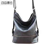 Personalized bucket bag women's bags 2014 female messenger bag casual handbags #2039