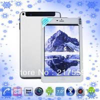 7 inch 1280*800pxl IPS Tablet Phone MTK8377/mtk6577 Dual Core mini 3G mtk8389/mtk 6589 quad core