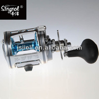 Free Shipping ACT320 Boat Trolling Fishing Reel 4BB Saltwater fishing reel tackle fishing tools fishing gears OEM reel