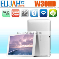 """#Clean Stock - Ramos W30HD Quad Core 2GB/32GB Tablet PC W30 HD 10.1"""" IPS Capacitive 1920 x 1200 Screen Android 4.0.4 Dual Camera"""