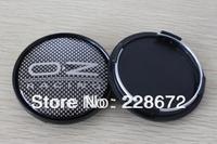 Free Shipping 63mm OZ Emblem Wheel Center Caps Hub Cap OZ Sticker Wheel covers