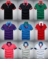 Free shipping Fashion Quality Men's Short Sleeve T-shirt Casual Men Summer Brand T Shirt Male M L XL XXL XXXL