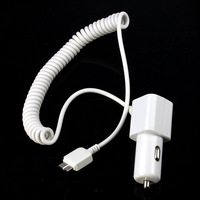 Fantastic New Arrival Car Charger Charging + USB Ports For Samsung Galaxy Note 3 III N9000 N9005 Free Shipping & Wholesale Feida