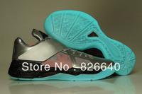 Free Shipping Kevin Durant Air KD 4 IV Glow In Dark Texas OKC Preheat Men's Basketball Sport Footwear Sneaker Trainers Shoes