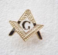 FREE SHIPPING masonic pin, masonic auto emblem