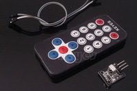 Freeshipping Infrared wireless remote control kit
