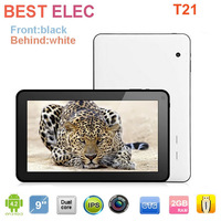 NEW 9 inch Tablet android 4.5 16G 1G USB HDMI TF 5MP G sensor 3D WIFI with OTG adapter+Mobile power