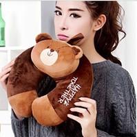 Gossip u cartoon pillow cervical pillow neck pillow health care travel pillow