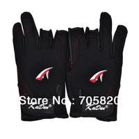 Trulinoya Expose 3 fingers Neoprene fabrication skid resistance gloves,Multi-purpose fishing gloves,Free shipping