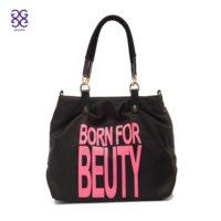 Student bag 2013 fashion stared big bag letter casual handbag one shoulder women's handbag bag messenger bag  =Bsr505