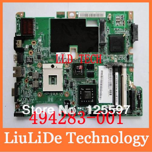 Garantie intégrée intel carte mère pour ordinateur portable pour hp
